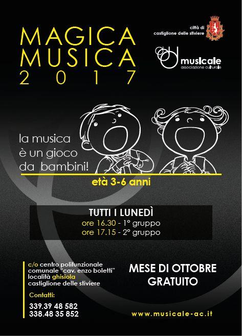 Magica Musica 2017