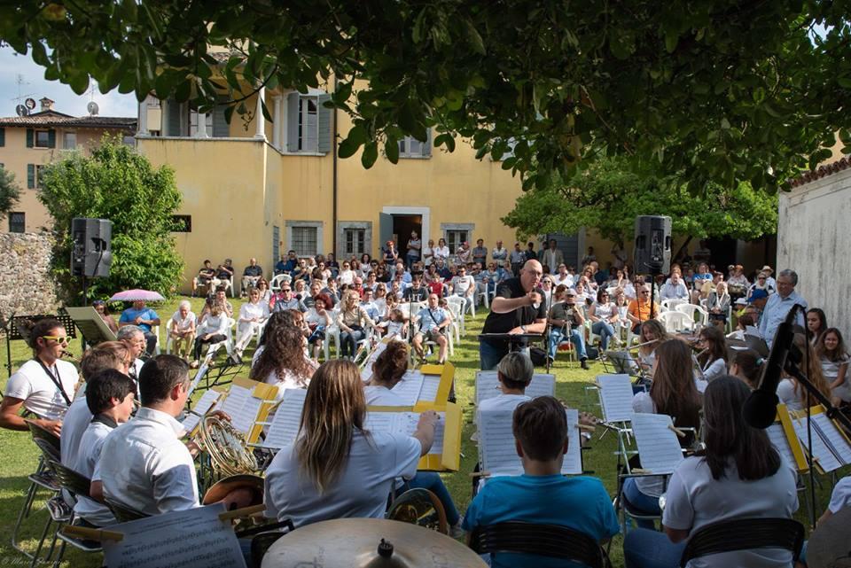 Junior Band con Sinus Felix 2018