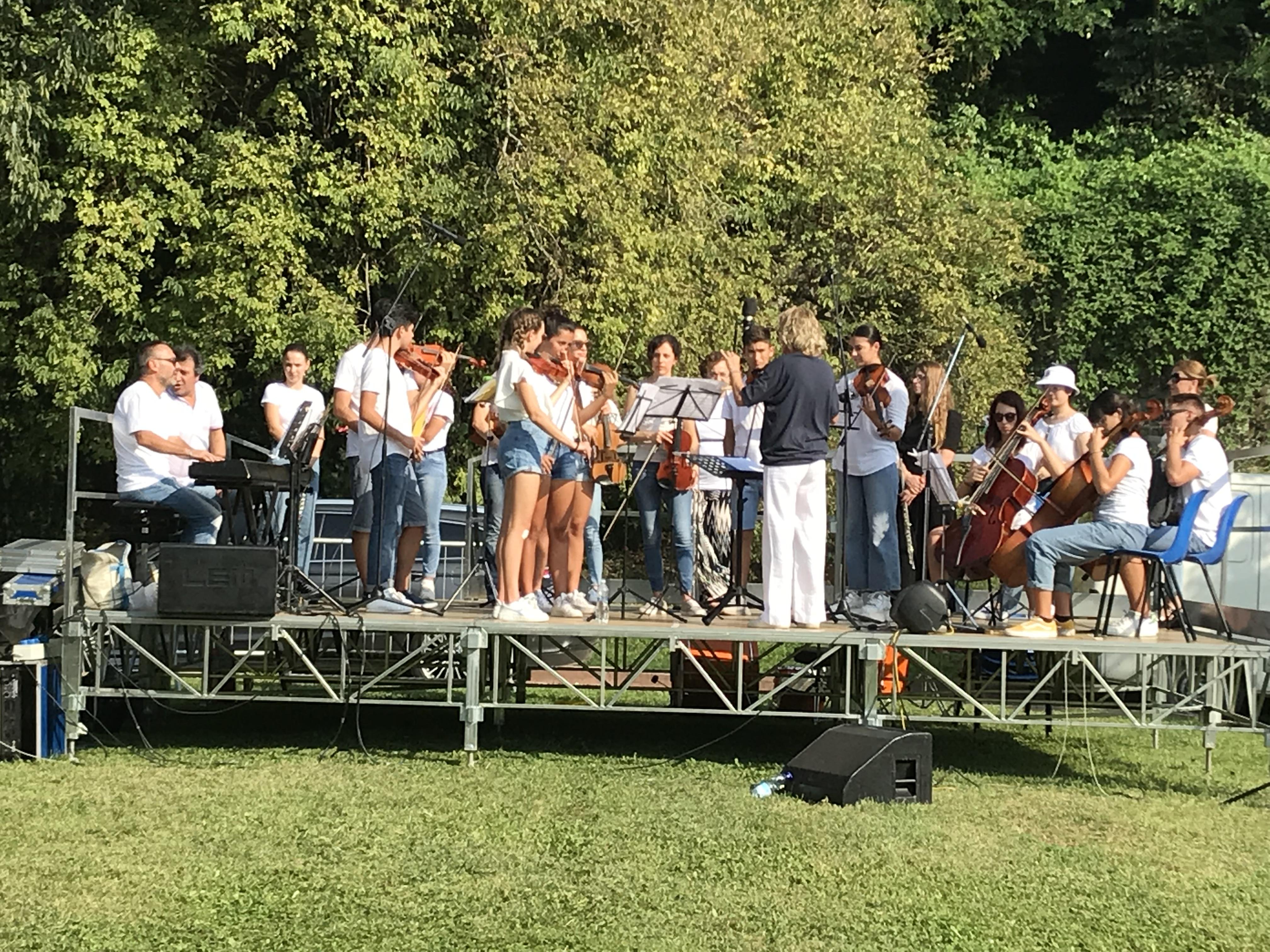 Festa della terra – concerto Terraluna