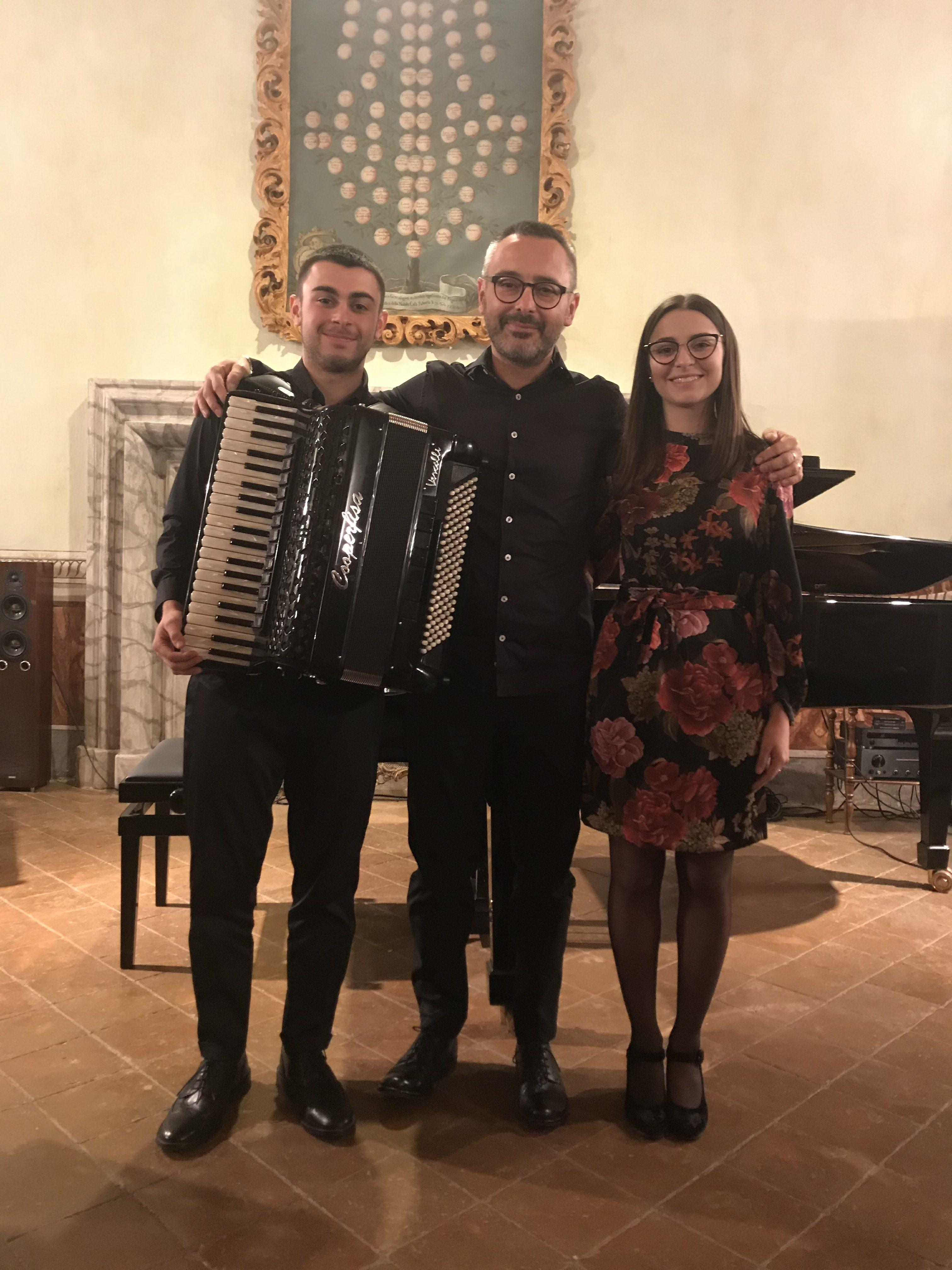 Concerto gemellaggio Barentin