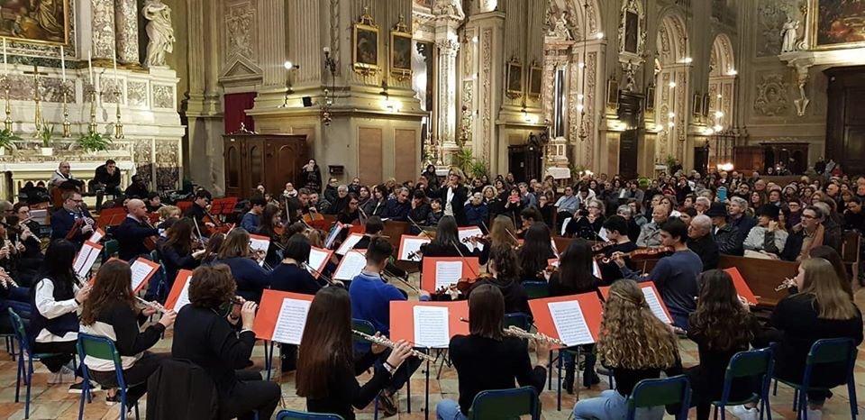 Concerto Natale 19